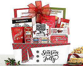 Suggestion - Holiday Sweets Gift Basket