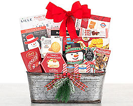 Suggestion - Holiday Cheer Gourmet Gift Basket