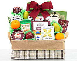 Suggestion - Wholesome Harvest Fruit Selection Gift Basket