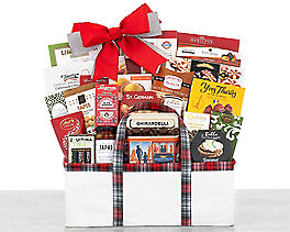 Suggestion - Gourmet Choice Gift Basket