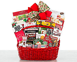 Suggestion - Merry Christmas Gift Basket