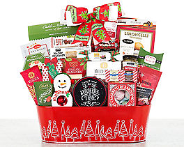 Suggestion - Home for the Holidays Gift Basket