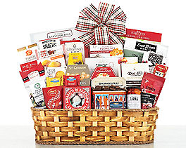 Suggestion - The Delightful Gourmet Gift Basket