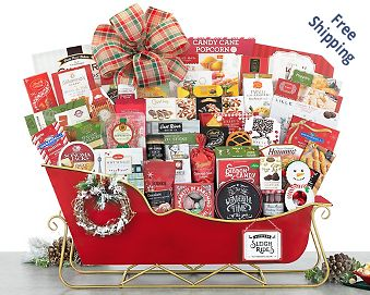 Grand Sleigh FREE SHIPPING