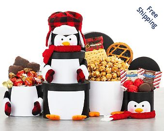 Santa Claus Gift Tower Free Shipping
