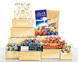 Suggestion - Deluxe Lindt Chocolate Tower