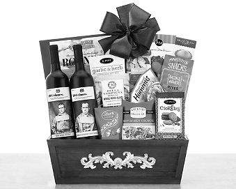 19 Crimes Wine Collection Gift Basket