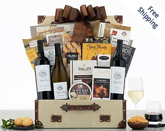 Stags' Leap Winery Napa Valley Trio FREE SHIPPING