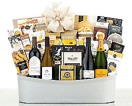Suggestion - Sommelier's Selection Wine Gift Basket