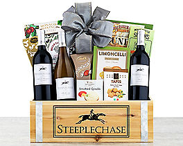 Suggestion - California Trio Wine Gift Basket