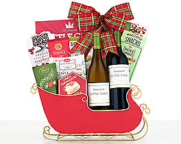 Suggestion - Little Lakes Cellars Holiday Sleigh