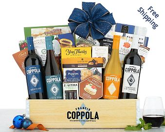Francis Ford Coppola Winery Exclusive FREE SHIPPING