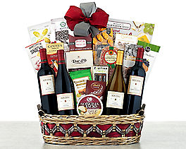 Suggestion - Houdini Napa Valley Collection Wine Basket