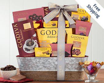 Godiva Holiday Collection FREE SHIPPING