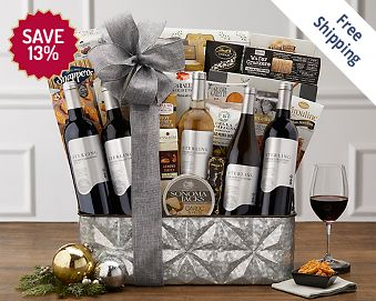 Sterling Vineyards California Assortment FREE SHIPPING 13% Save Original Price is $ 225