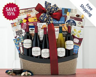 Wild Horse Winery Tasting Room Collection FREE SHIPPING 15% Save Original Price is $ 165