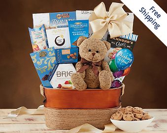 Bear Hugs - Thinking of You FREE SHIPPING