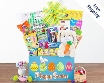 Peter Cottontail Easter Basket FREE SHIPPING